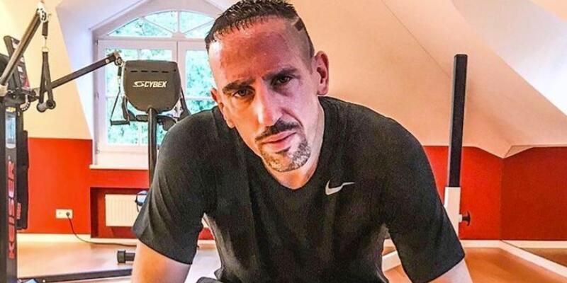 Franck Ribery Fiorentina'da