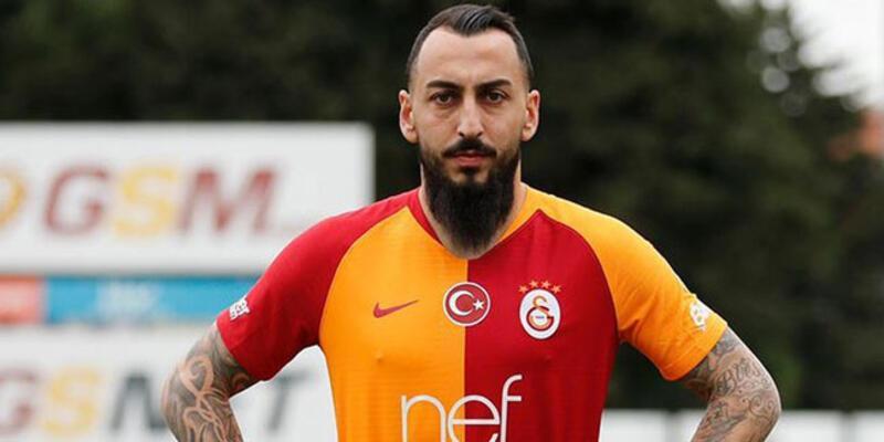 Galatasaray'dan TFF'ye Mitroglou bildirimi