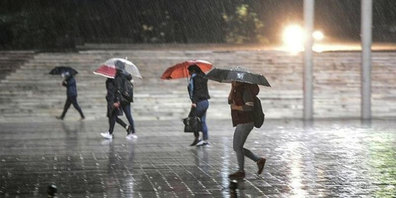 Hava durumu 17 Eylül: Meteoroloji'den sağanak yağış uyarısı!