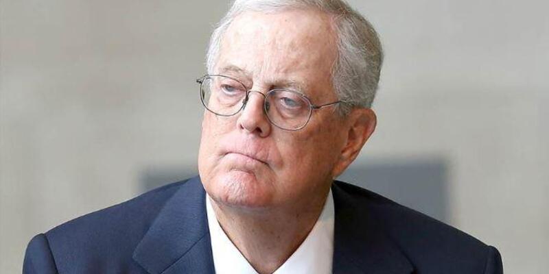 Daivid Koch kimdir? Serveti dudak uçuklatıyor!
