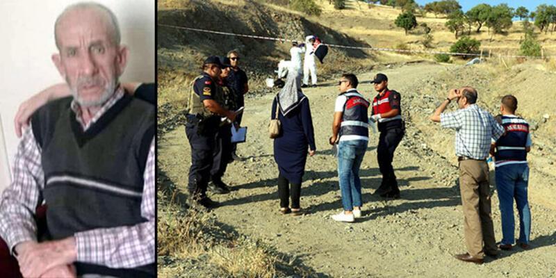Elazığ'da 7 gündür aranan kişinin cesedi bulundu
