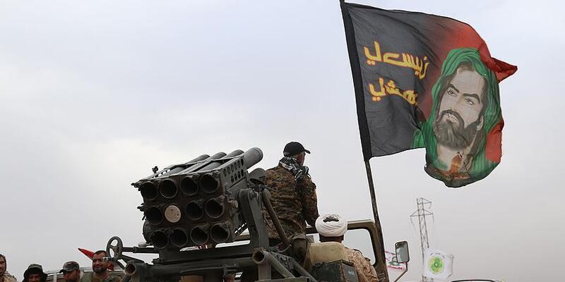 """Irak: """"Haşdi Şabi'ye saldırılar savaş ilanıdır"""""""""""