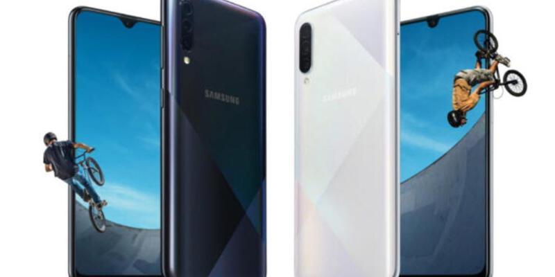 Samsung Galaxy A50s tanıtıldı! İşte özellikleri