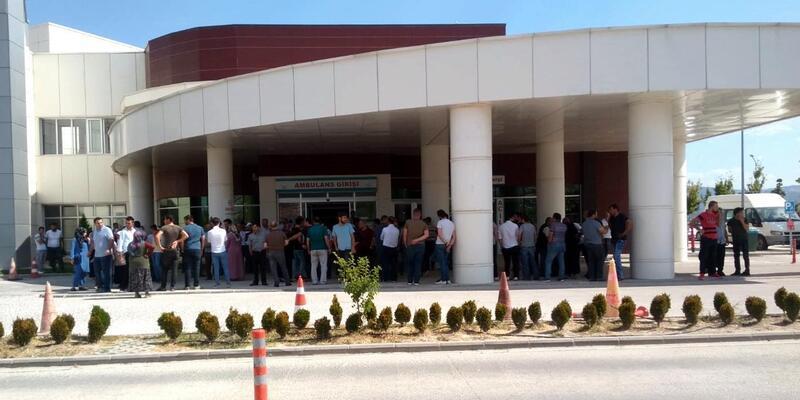 Kömür ocağında göçük: 1 işçi öldü, 1 işçi yaralandı