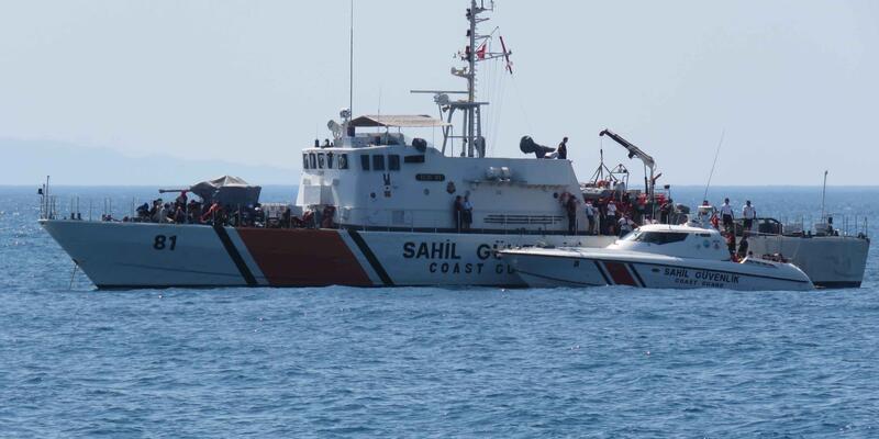 Çanakkale'de 239 göçmen yakalandı