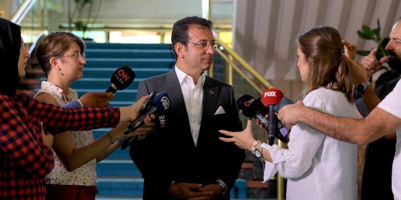 İmamoğlu'ndan toplu ulaşım ve servislere 'zam' açıklaması