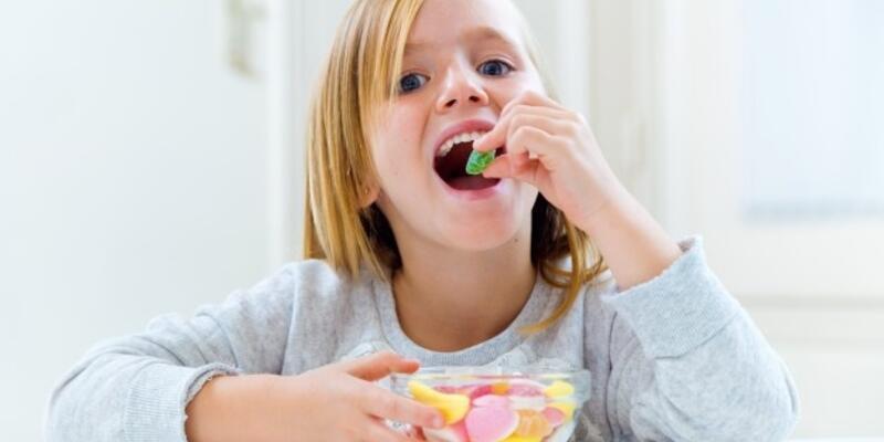 Çocuklar için atıştırmalıklara dikkat