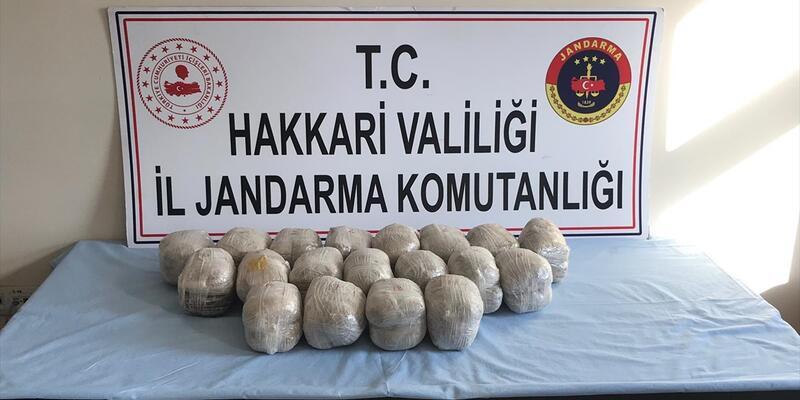 """Terör örgütü PKK'ya yönelik """"Kıran"""" operasyonu"""