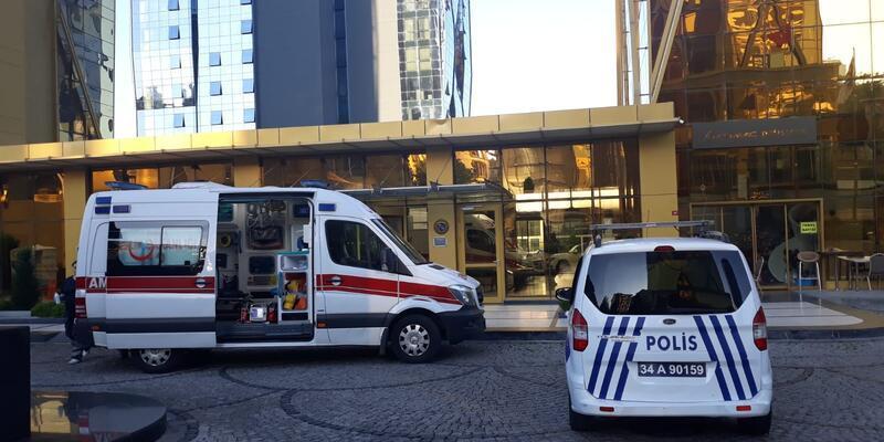 Son dakika! İstanbul Maltepe'deki lüks otelde silahlı kavga