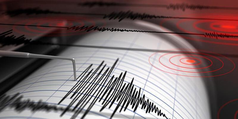 Son dakika: Akdeniz'de deprem