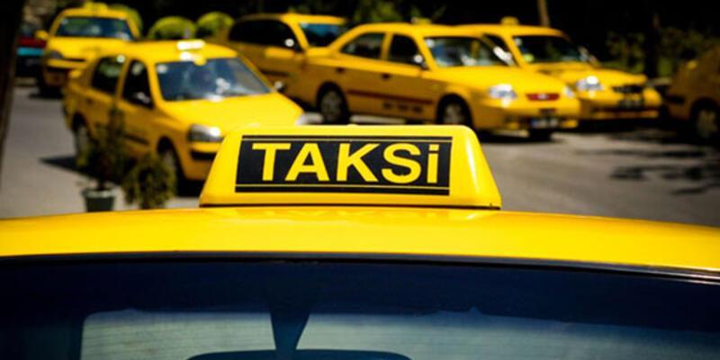 İstanbul'daki taksi şoförlerini incelediler... Her 4 taksiciden 1'i yanında kesici alet taşıyor!