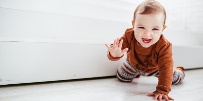Yeni doğan bebeklerin ayaklarına dikkat