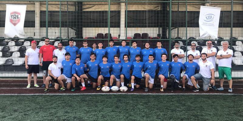 Türkiye U19 Ragbi Milli Takımı tarihi maça çıkıyor