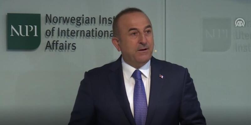 Son dakika... Bakan Çavuşoğlu'ndan İdlib açıklaması