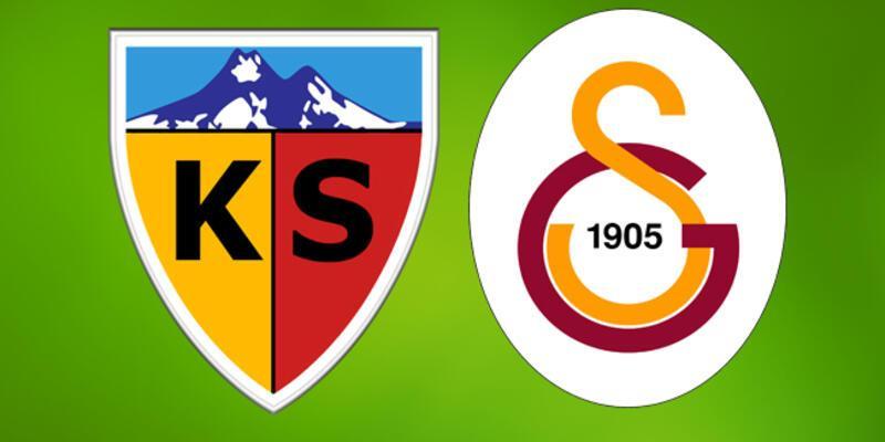 Kayserispor Galatasaray lig maçı ne zaman, saat kaçta izlenecek?