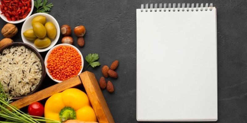 Tüketilen besinlere dikkat