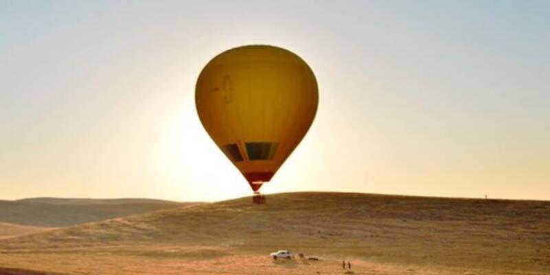 Tarih kokan Mardin'e gökyüzünden bakış