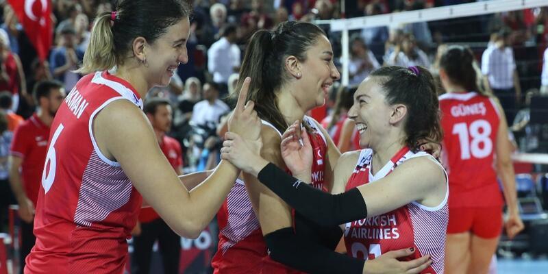 Türkiye çeyrek finale yükseldi