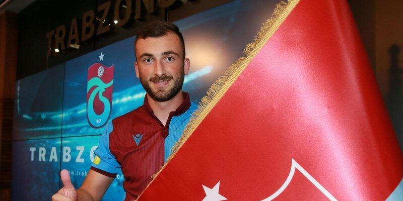 Trabzonspor Andusic'i Balıkesirspor'a kiraladı