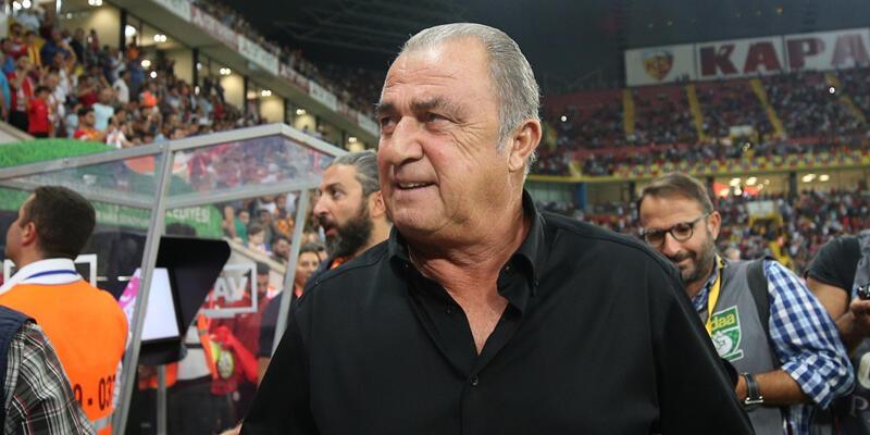 Galatasaray'dan gece yarısı Fatih Terim paylaşımı