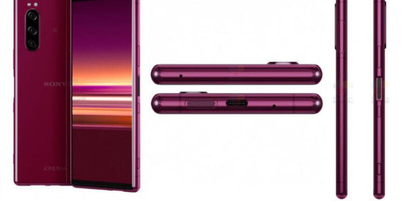 Sony Xperia 2 için geri sayım