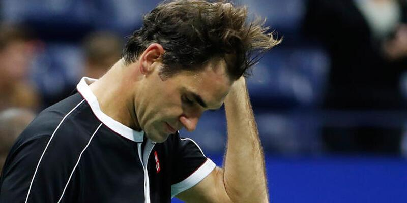 Dimitrov, Federer'i ABD Açık'tan eledi