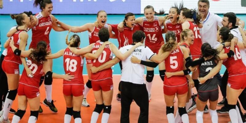 Filenin Sultanları yarı finalde! Türkiye Polonya voleybol maçı ne zaman?