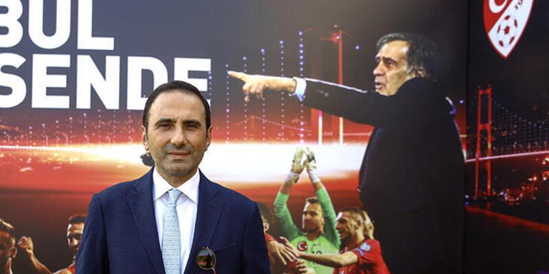 Alkın Kalkavan: EURO 2020'ye gitmek istiyoruz