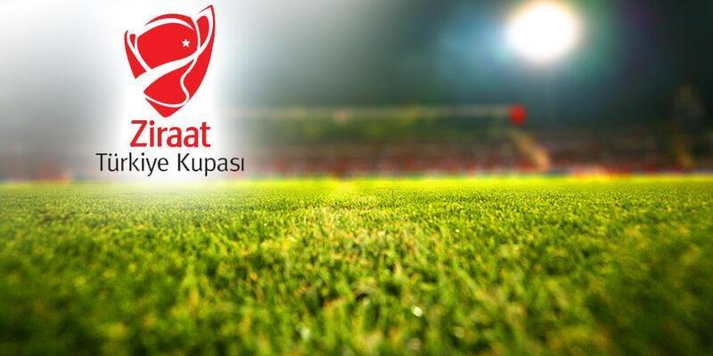 Türkiye Kupası 2. tur maçlarının programı belli oldu
