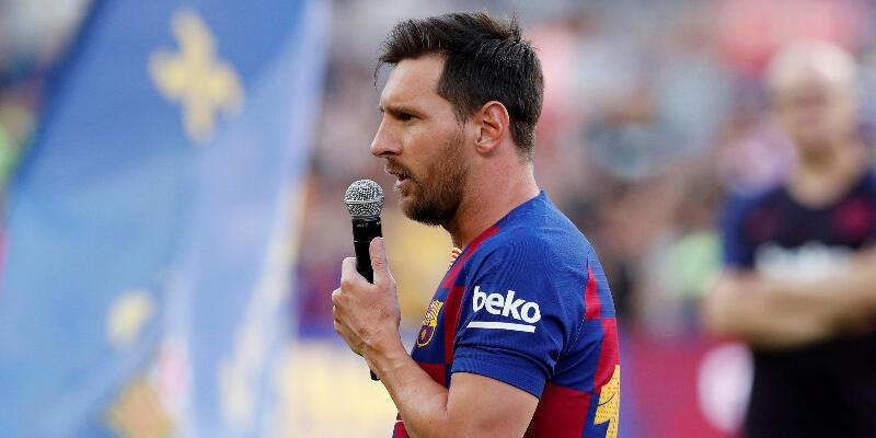 Messi ayrılığı sözleşmeye ekletmiş