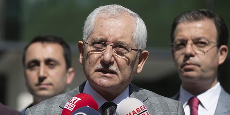 YSK Başkanı Sadi Güven: Seçimlerde oy kullanma dışında tüm süreçler dijital