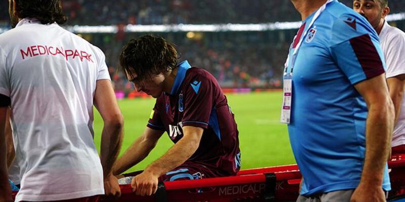 Son dakika! Trabzonspor'da Abdülkadir Ömür şoku!