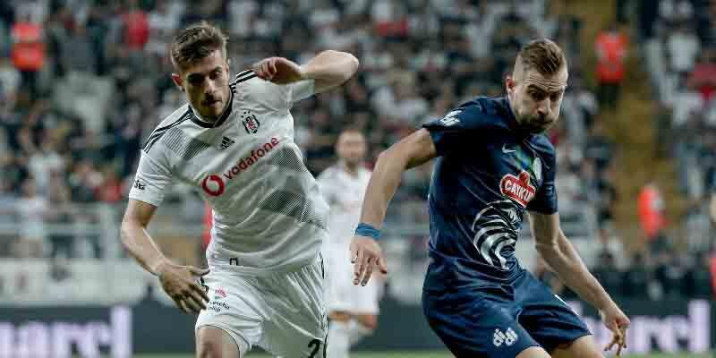 Beşiktaş'tan Dorukhan Toköz'e zam