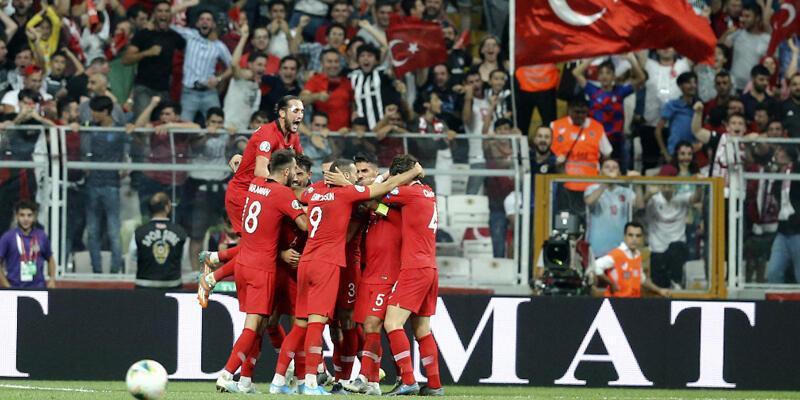 Türkiye 1-0 Andorra MAÇ ÖZETİ