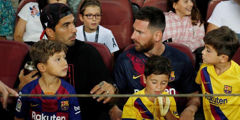 Lionel Messi'ye ömürlük sözleşme
