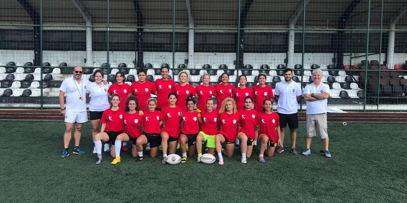 Ragbi Lig Milli Erkek ve Kadın takımları Yunanistan maçına hazır