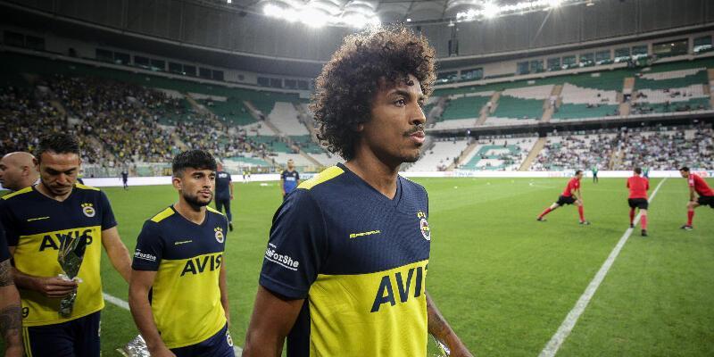 Luiz Gustavo pazartesi sahada!