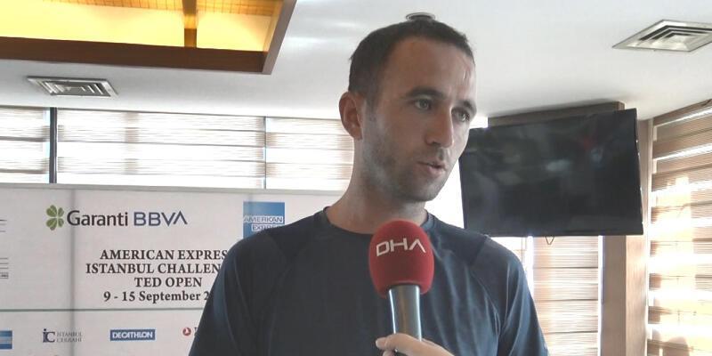 Marsel İlhan: Tenise döndüğüm için çok heyecanlıyım