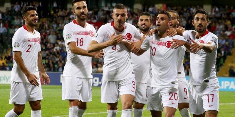 Moldova 0-4 Türkiye MAÇ ÖZETİ