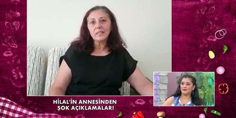 Hilal'in annesinden şok açıklamalar