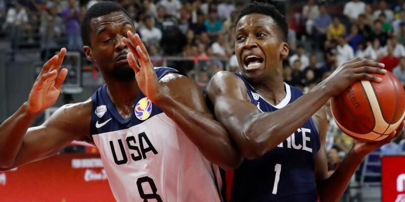 ABD elendi! Fransa yarı finalde