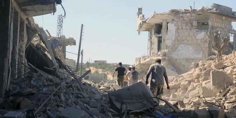 BM'den önemli açıklama: ABD, Rusya ve rejimin eylemleri savaş suçu kapsamına girebilir