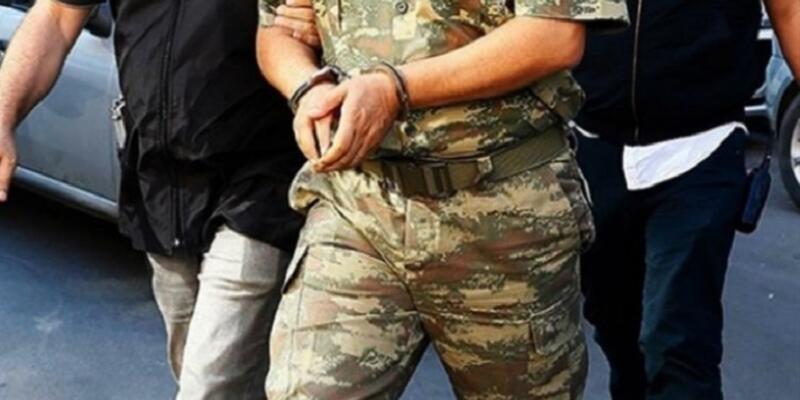 Ankara'da bir muvazzaf asker gözaltına alındı