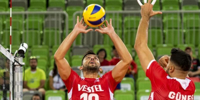 Türkiye ilk maçında yenildi