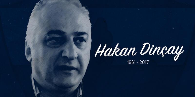 Fenerbahçe'den Hakan Dinçay için anma mesajı