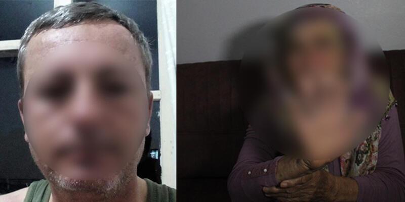 80 yaşındaki kadına cinsel istismarda bulunmaya çalışıp darp eden zanlı tutuklandı