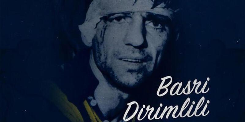 Fenerbahçe'den Basri Dirimlili için anma mesajı