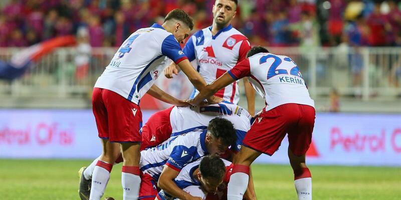 Altınordu'dan Eskişehirspor'a 4 gol