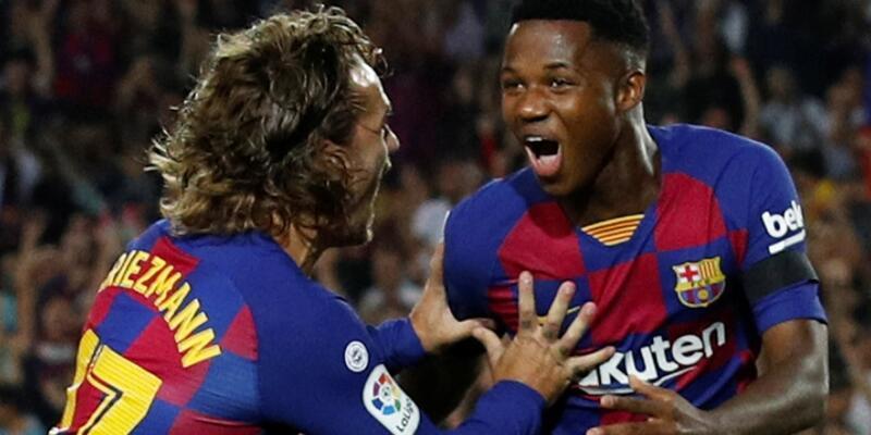 Dünya futbolunun yeni yıldızı Ansu Fati
