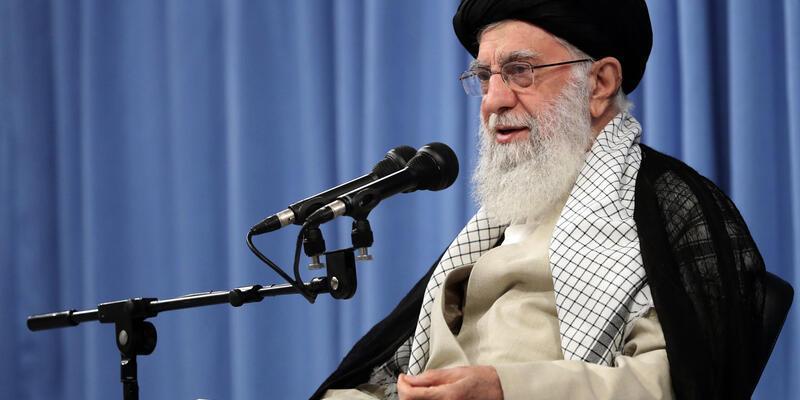 İran dini lideri Hamaney'den 8 yıl sonra bir ilk